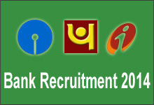 Bank Recruitment 2014